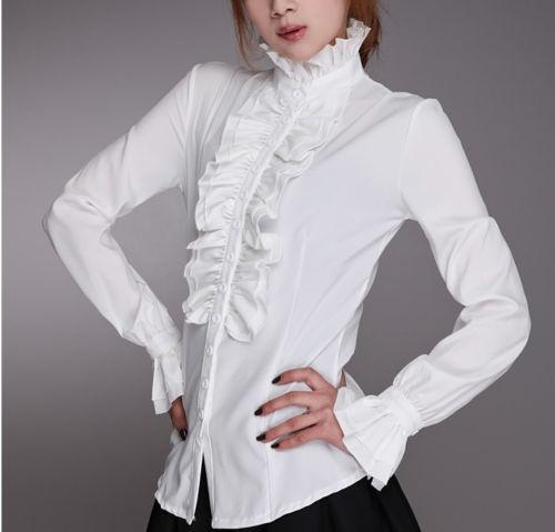Блузки Белые Женские С Доставкой