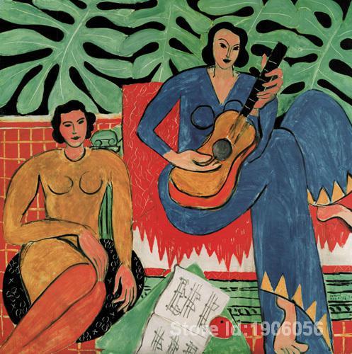 Картины Анри Матисса – Купить Картины Анри Матисса недорого из ...