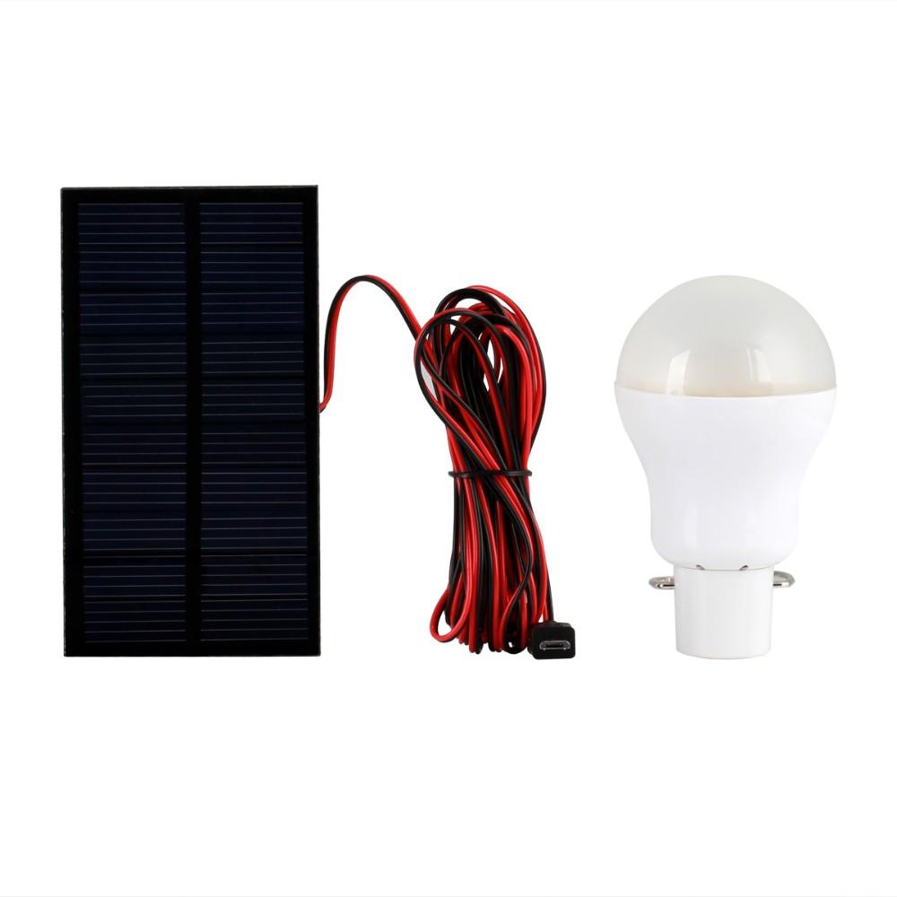 Outdoor Indoor Solar Powered Led Lighting System Light