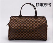 Travel Bags 2016 Fashion Waterproof Vintage Large Capacity Quality Luggage Duffle Bags Casual Handbag Women Travel Bags YA0192(China (Mainland))