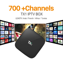 Buy TX1 Android 4.4 Smart Set Top TV Box Quad Core 4K Media Player HDMI 1 3 12 Months Free IPTV Account Europe Arabic IPTV Box for $35.97 in AliExpress store