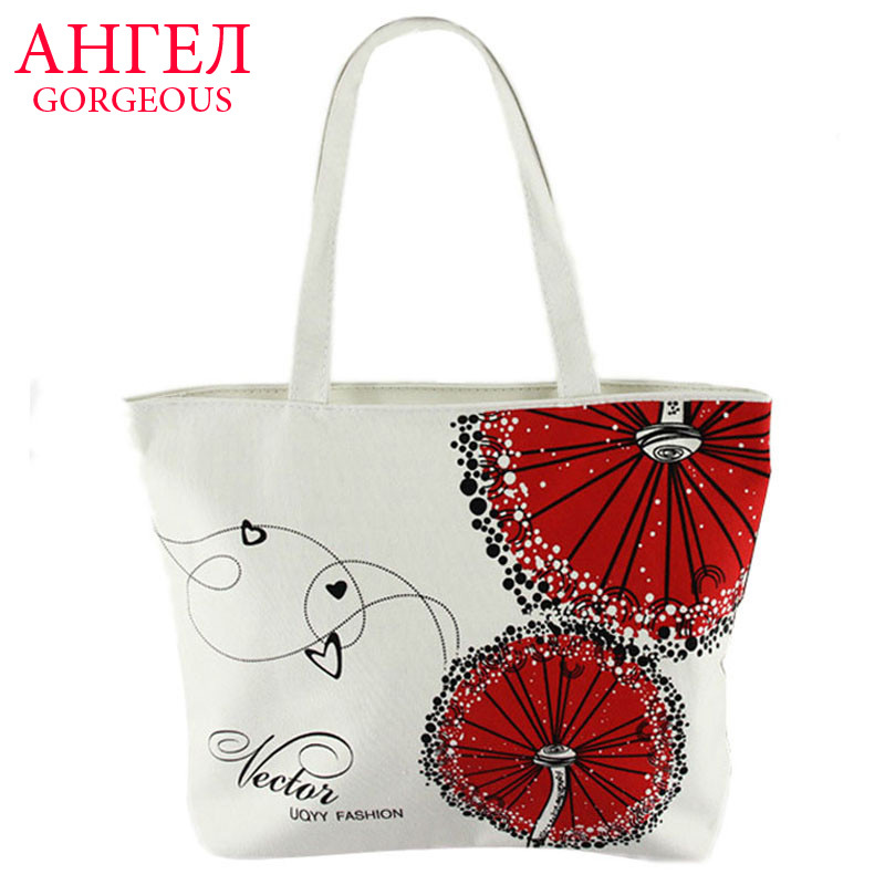 Lancheira Thermo Thermal Insulated Neoprene Lunch Bag Women kids Lunchbags Canvas Red Dandelion Shoulder Bags Cooler Lunch Box <br><br>Aliexpress