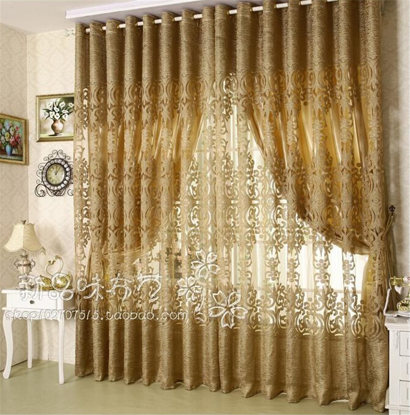 Fashion high quality jacquard curtains window screen curtain finished product customized bedroom - Clever window curtain ideas matched with interior atmosphere and concept ...