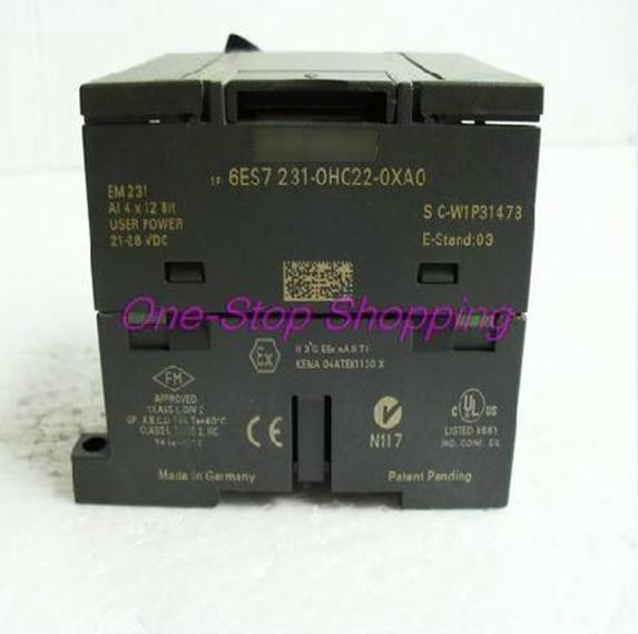 Original PLC Module 6ES7 231-0HC22-0XA0