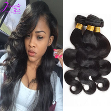 8A Brazilian Virgin Hair Body Wave 4 bundles Rosa Hair Products Brazilian Human Hair Weave Cheap Brazilian Body Wave Virgin Hair(China (Mainland))
