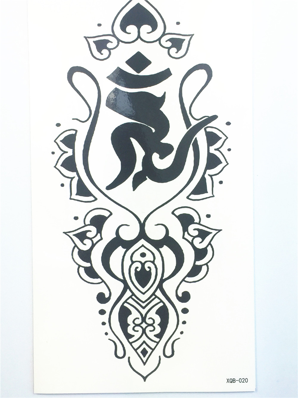 Beautiful Cute Sexy Body Art Beauty Makeup Cool Owl Waterproof Temporary Tattoo Stickers for Girls and Man