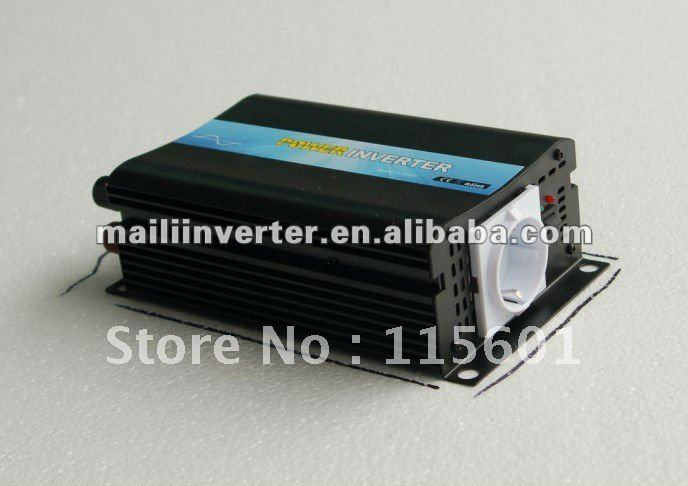 Фотография Factory sell dc 24v to ac 230v 300w pure sine wave inverter ,power inverter ,CE%ROHS approved,one year warranty