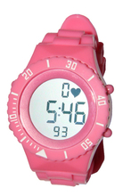 Pink Sport Pulsiometros for Ladies with CE and RoHs()