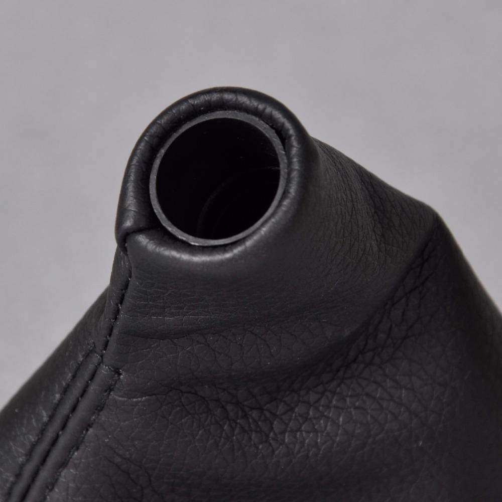 Gear Stick Boot Plastic Black Gear Stick
