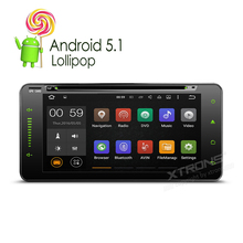 """Newest 7"""" Android 5.1 Lollipop Quad Core Car Radio DVD GPS For Toyota RAV4 Prado Corolla Vios Hilux Terios Fortuner Camry Stereo(China (Mainland))"""