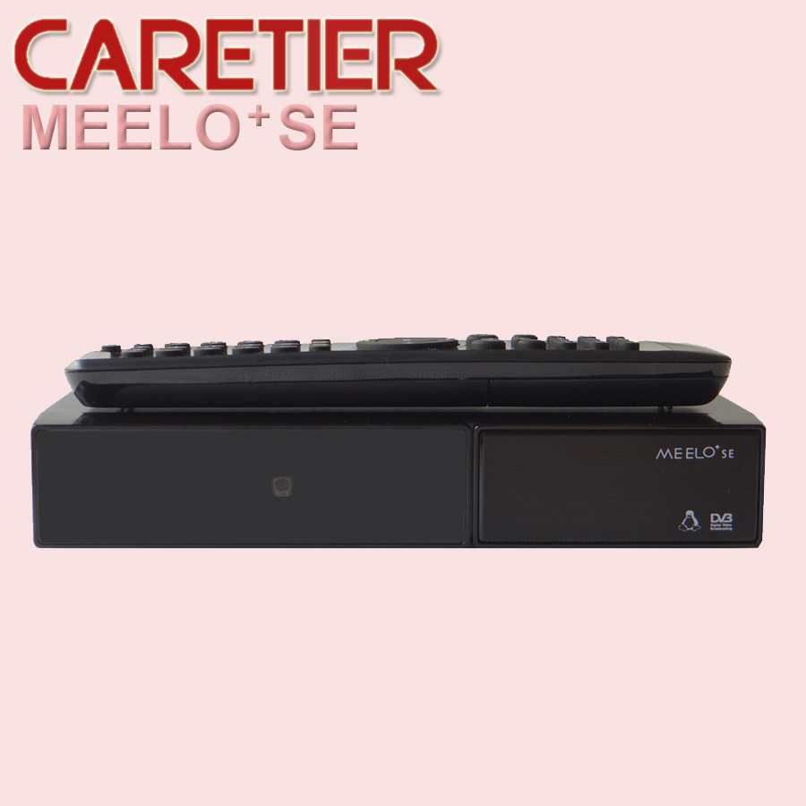 MEELO SE as solo 2 se twin tuner decoder dvb-s2 tuner STB solo2 se hd Linux OS Digital satellite tv receiver DHL free shipping(China (Mainland))