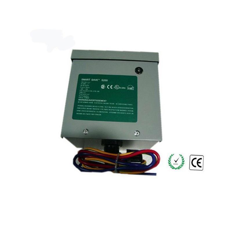 Single Phase Electric Power Saver Device 50kw Power Electricity Save Saving Energy Saver Box(China (Mainland))