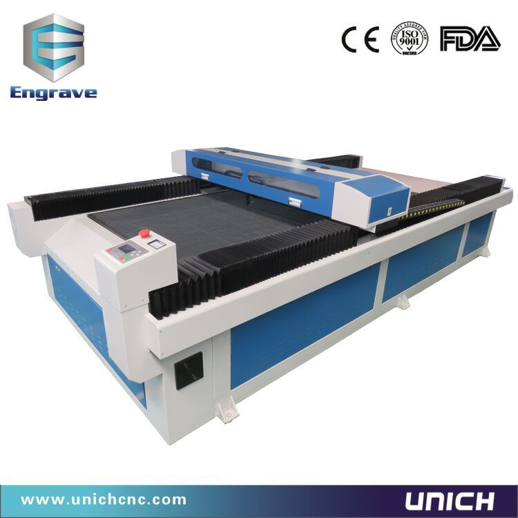 direct sales //laser cutting machine 100 watt tube rf/co2 laser with rotary attachment(China (Mainland))