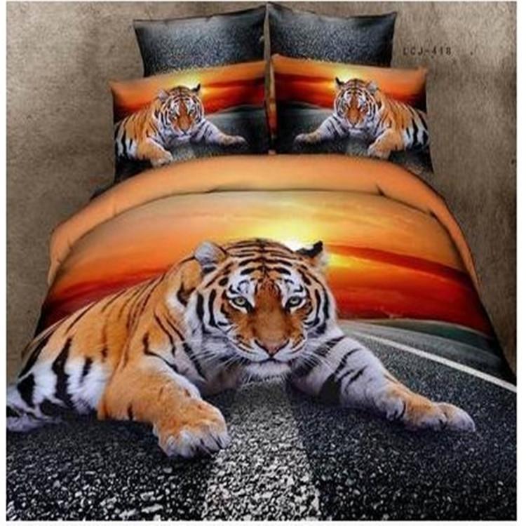 online kaufen gro handel leopard bettw sche k nigin aus china leopard bettw sche k nigin. Black Bedroom Furniture Sets. Home Design Ideas