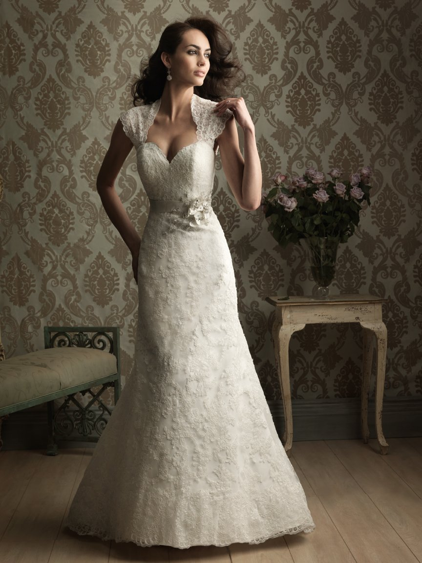 lace overlay for wedding gown wedding dresses with lace Bridal Gowns With Lace Overlay Your Wedding Po Blog