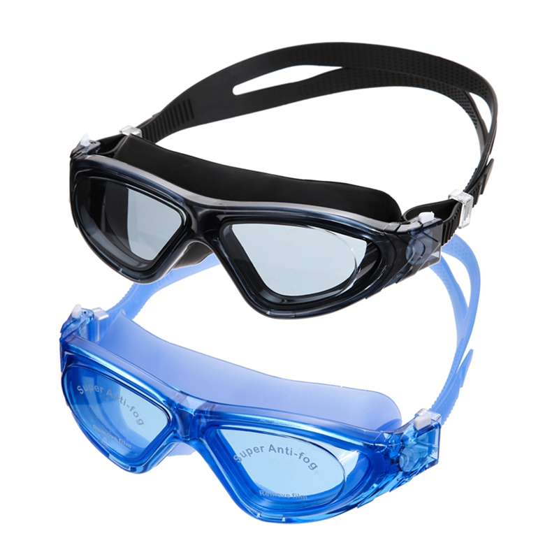 High Quality Adult Professional Adjustable Waterproof Anti-Fog UV Swimming Goggle Glasses Adjustable Free Shipping<br><br>Aliexpress