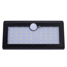 Buy 48 LED Waterproof IP65 PIR Motion Sensor Solar Power Wall Light Outdoor Security Lamp White For Street Yard Path Home Garden for $19.93 in AliExpress store