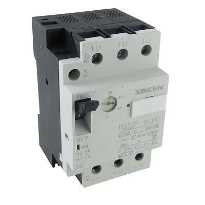 DZS7-25 3VU13 3.2-5A 25A 3P Circuit Breaker for Motor Protection<br><br>Aliexpress