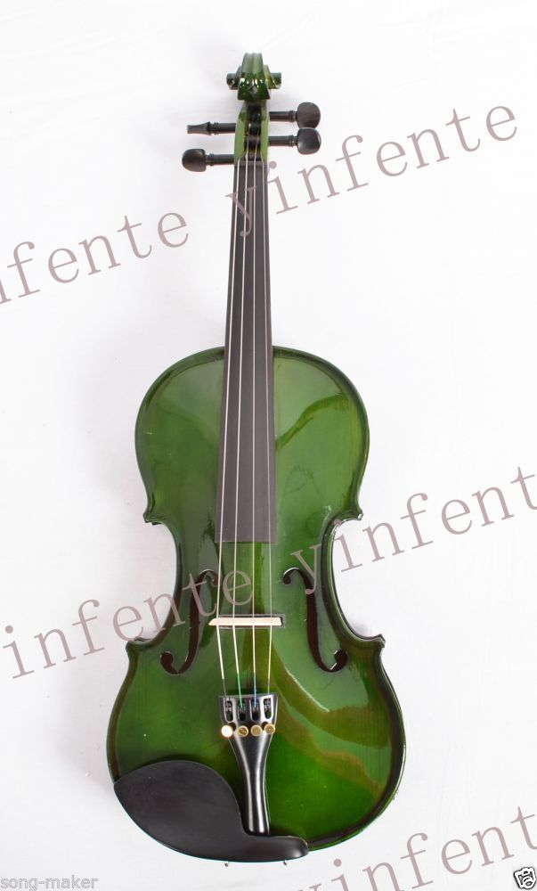 4/4 New 4 string Electric Acoustic Violin Solid Wood Nice Sound 1pcs<br><br>Aliexpress