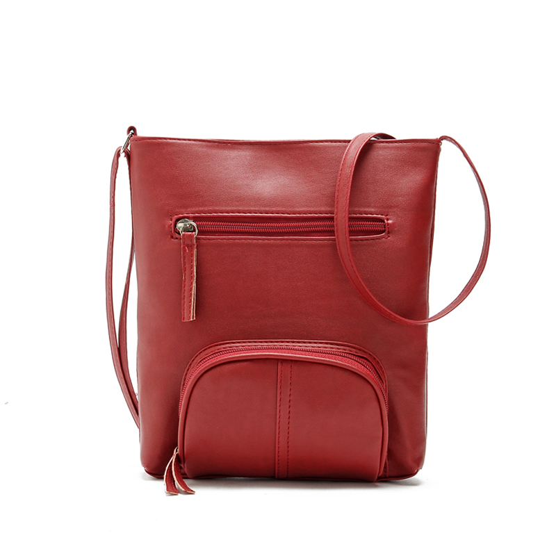HOT Selling Luxury Women Leather Handbags Stylish Travel Casual Briefcase Messenger Bag Bolsa Feminina #5598(China (Mainland))