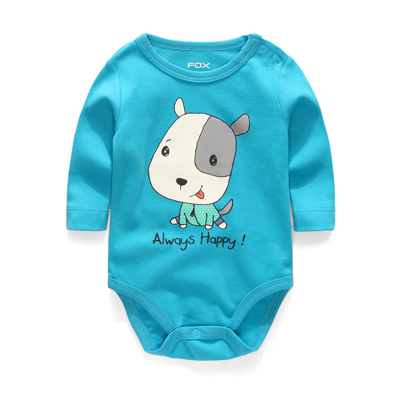 2016 Fashion Winter Baby Girls Clothing Cute Cartoon 100%Cotton Full Sleeve Newborn Blanket Sleepers Baby Girl Clothes(China (Mainland))