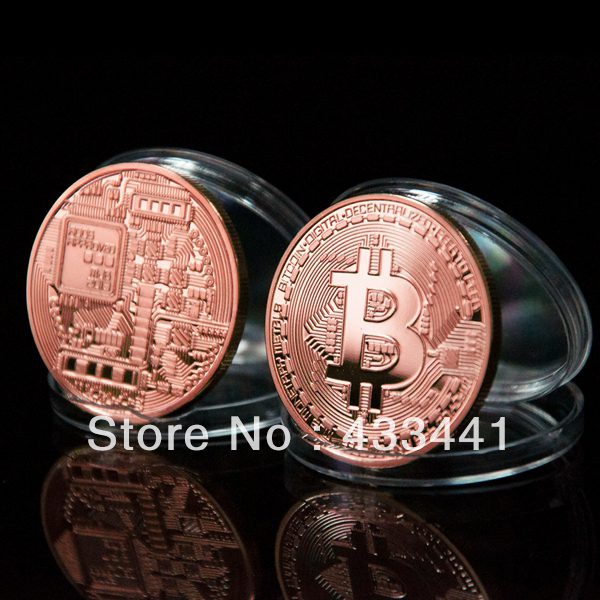 цена на Royal mint 500 /dhl/fedex Bitcoin , Bitcoin  IS0103G*10