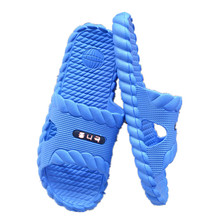Men Shoes Hot Marketing Summer Bathroom Shoes Sandals Slipper Indoor Home Shoes Free Shipping