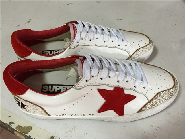 2015 Handmade Italy Deluxe Brand Golden Goose GGDB Sneakers,100% Genuine Leather Fashion Women Men Superstar Shoes,Original Box