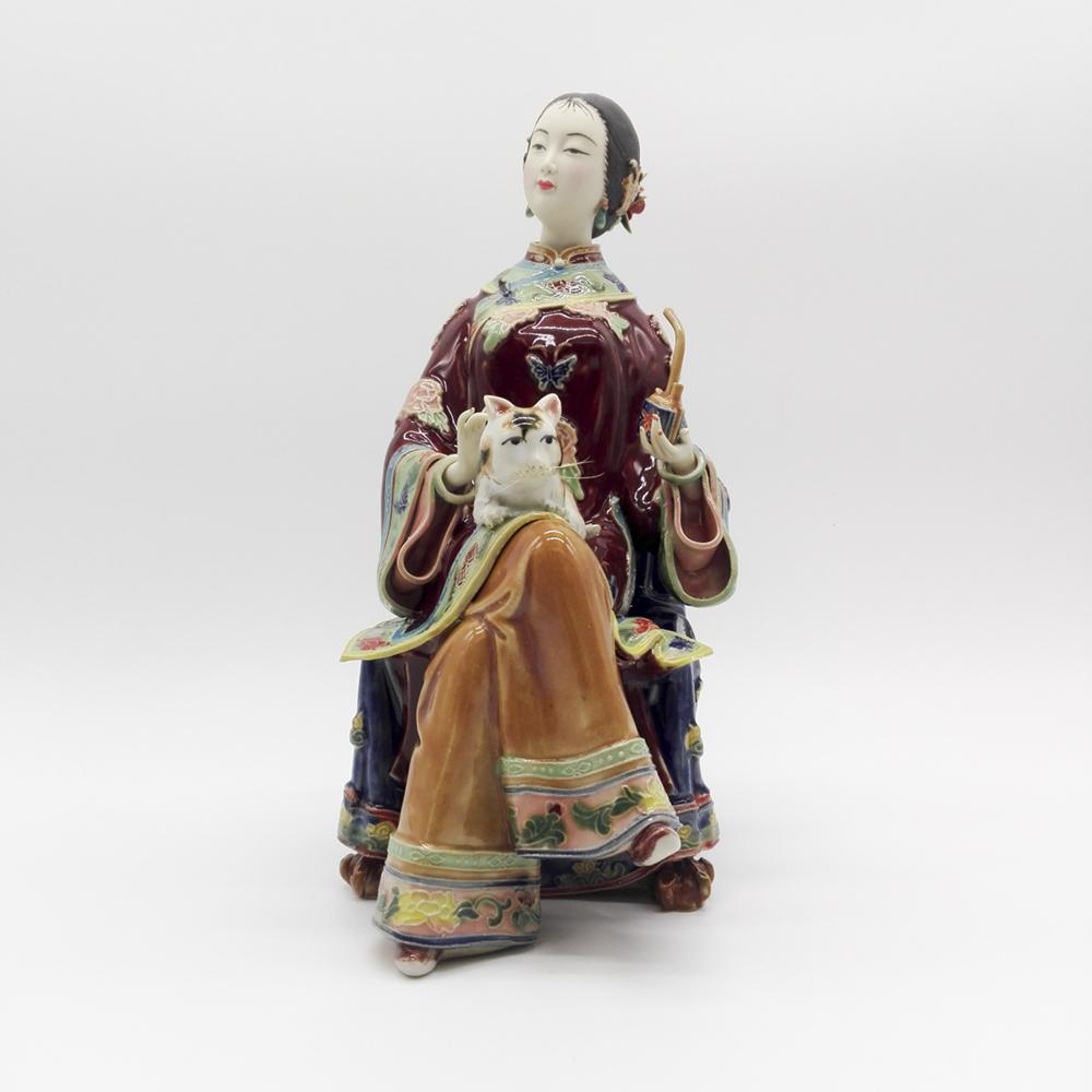 Achetez en gros chinois porcelaine poup es en ligne des for Arts martiaux chinois liste