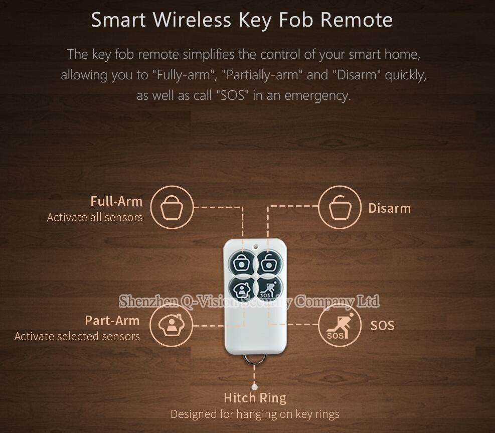 image for Smart Home Automation Kit Broadlink S1/S1C TC2 2 Gang Wifi Light Switc