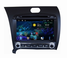 pure Android 4.1 KIA K3 car  DVD player ,Capacitive screen,GPS, DVD, FM/AM, iPod, Bluetooth, RDS, 3g, wifi,