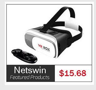 "2015 New Google cardboard 2 2.0 Plastic Virtual Reality VR 3D glasses for 3.5-6"" Smart phone Rift Oculus 3D Game Movie APP"