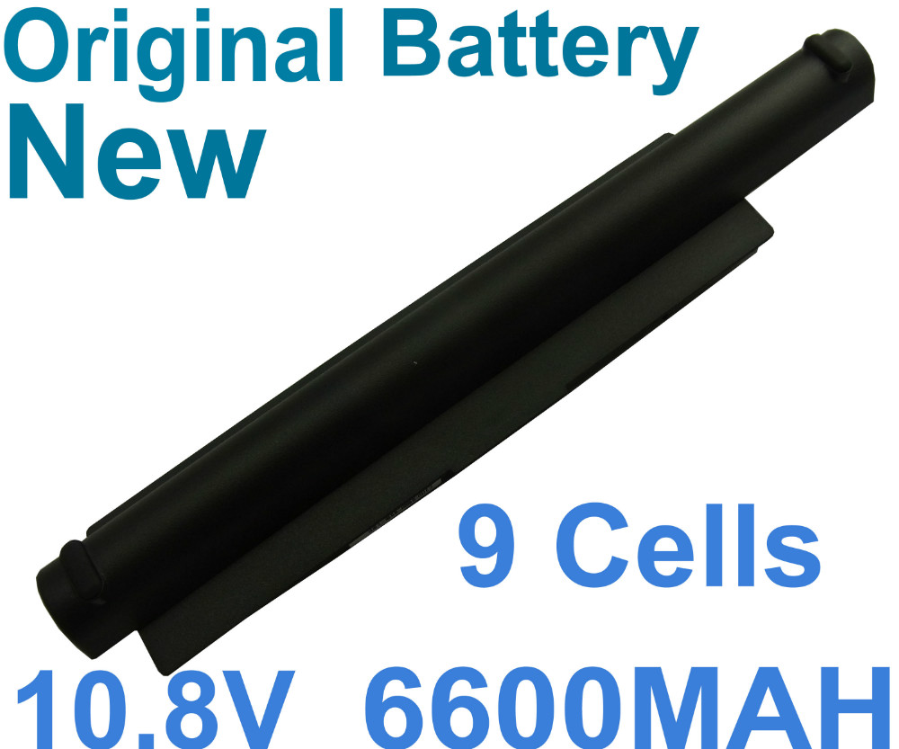 Original Genuine battery TOSHIBA Satellite A215 A300 A305D A350 A500 L200 Series PABAS098 PABAS174 9Cells 6600MAH - Shenzhen Geexin Electronic Co.,Ltd store