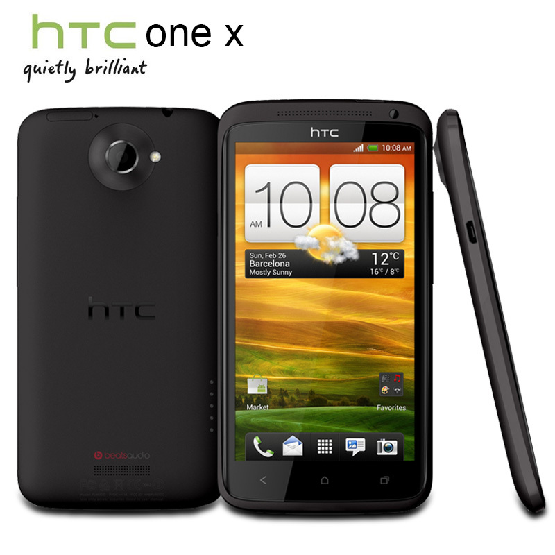 Мобильный телефон HTC X HTC X S720e Xl WIFI quad/core 4,7 ' htc sensation xl x315e купить под заказ в европе