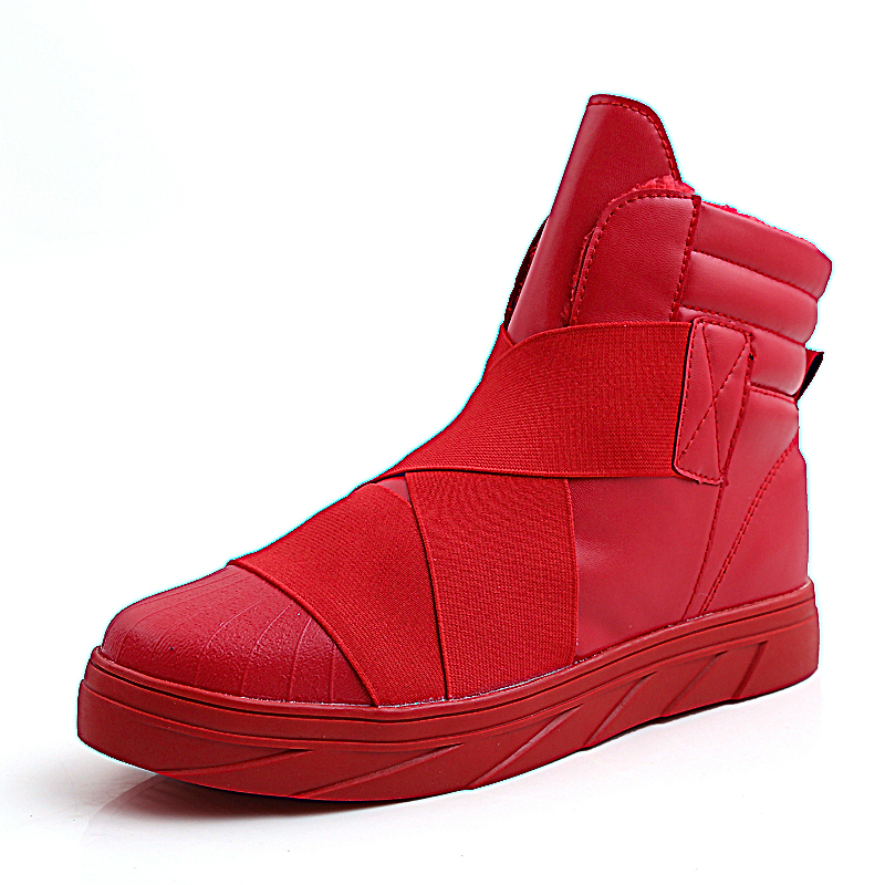 Red Boots For Men - Boot Hto