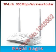 Free Shipping TP-LINK TD-W89841N 300M Router Repeater Great Value 3C Wifi Router High Quality Networking ADSL Modem(China (Mainland))