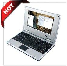 7 inch Wifi laptop Free Shipping Laptops(China (Mainland))