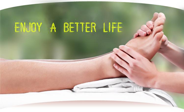 Foot massager High quality foot massage machine Promote sleep 360&Foot massage tools infrared heating kneading massage machine(China (Mainland))