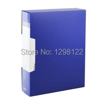 Deli (deli) 5109 ABA series A4/100 sheets display book  brochure blue dress freeshiping<br><br>Aliexpress