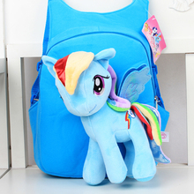 150pcs/lot Children Zipper Bag Lightweght Bag Durable Bag  Lovely Cute Baby Kid Schoolbag Cartoon My Little Pony BagPacks(China (Mainland))