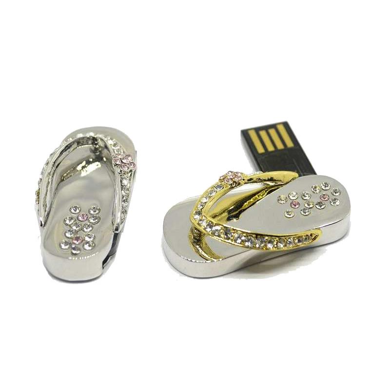 Waterproof Pendrives Jewelry Pendrive 512 GB Usb Flash Drive 1TB 2TB Shoe 8gb 16gb 32gb 64GB Diamond Pen Drive Memory Stick 2.0(China (Mainland))