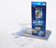 10PCS/LOT Full Body Screen Protector Front+Back Film For PS Playstation Vita PSVita PSV1000