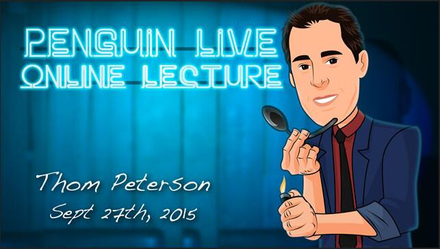 2015 Thom Peterson Penguin Live Online Lecture(China (Mainland))
