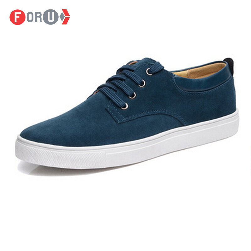 shoes-Genuine-Leather-Suede-Fashion-Brand-shoes-men-Casual-flat-shoes