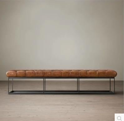 Style de pays d 39 am rique salon canap bancs en fer forg for Canape style loft