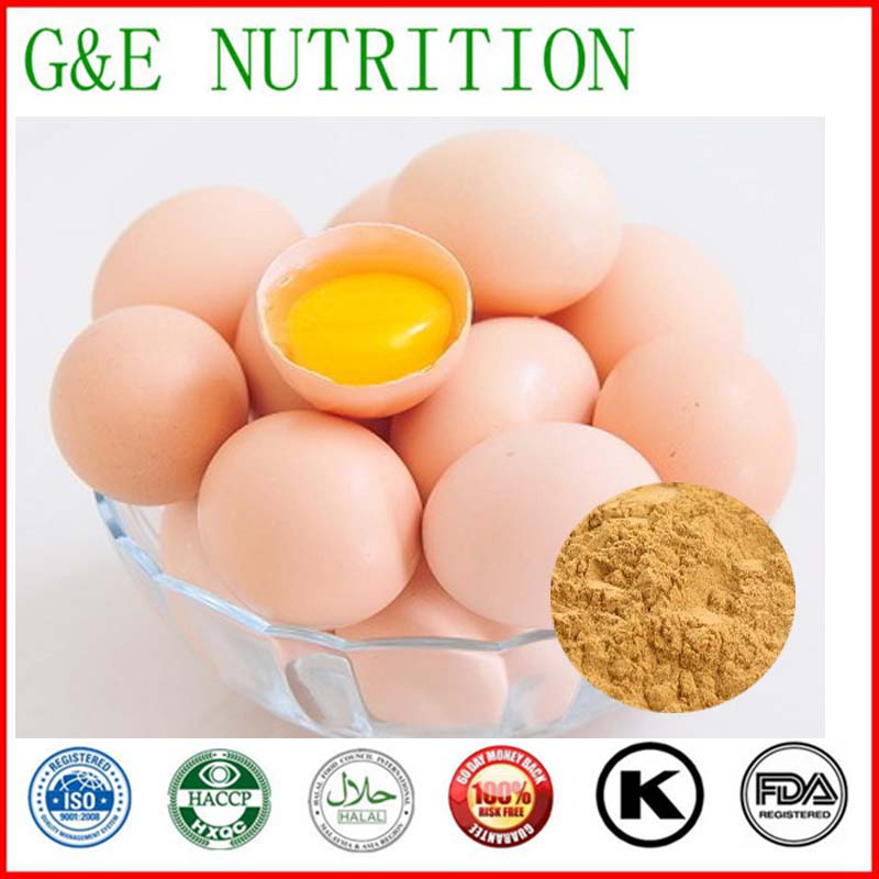Organic egg protein extract with free shipping, 400g/bag <br><br>Aliexpress