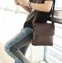 kangaroo man vertical genuine leather bag men messenger commercial men s briefcase designer handbags high quality