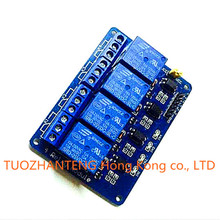 Buy 5pcs/lot 4 channel relay module 4-channel relay control board optocoupler. Relay Output 4 way relay module arduino for $10.95 in AliExpress store