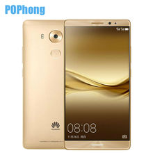 "ORIGINAL HUAWEI Mate 8 Octa core 6.0"" Mobile Phone 4GB RAM 32GB/64GB/128GB ROM 4G FDD-LTE Dual SIM Fingerprint(China (Mainland))"