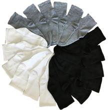10 par feminino preto meias mulheres meias longas branca para meninas das senhoras Unisex térmica para 4 temporada mulheres 3d impresso meias esportivas